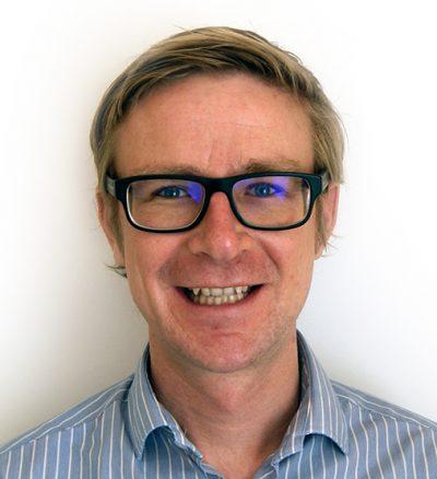Dr Andy Cunnane